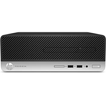 HP ProDesk 400 G4 SFF 3.4GHz i5-7500 SFF Negro, Plata PC - Ordenador de sobremesa (3,4 GHz, 7ª Generación de procesadores Intel® Core™ i5, 8 GB, 256 GB, ...