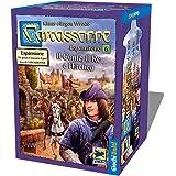 Giochi Uniti- Carcassonne-Il Conte, Il Re e L'Eretico Gioco, Multicolore, GU320