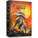 Sinwind Classeur pour Pokemon, Porte Carte Pokemon, Livre Carte Pokemon, Pokemon Cartes Album Capacité de 240 Cartes pour Pok