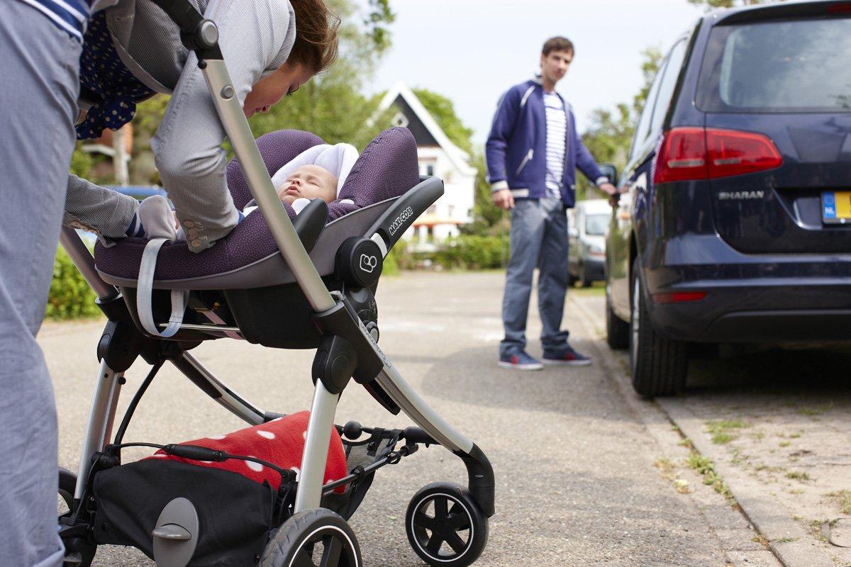 Maxi-Cosi Pebble Child's Car Seat Group 0 0-13 kg Maxi-Cosi  33