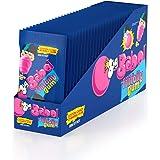 Big Babol Filifolly Cotton Candy, Gomma da Masticare Morbida, Aroma Tutti Frutti, Confezione da 24 Buste Monopezzo