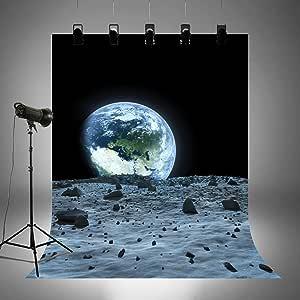 Kulisse Für Universum Themenpartys Bilder Kindergeburtstag Kosmische Reisethema Fotoautomaten Hintergrund Heimdekoration Waschbar Baumwolle Polyester Tapete Login