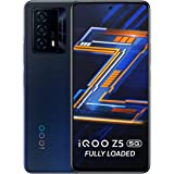iQOO Z5 5G (Mystic Space, 8GB RAM, 128GB Storage) | Snapdragon 778G 5G Processor | 5000mAh Battery | 44W FlashCharge | Rs.100