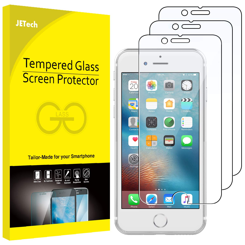 1785291ffaf ... Protector de Pantalla para iPhone 6, iPhone 6s, iPhone 7, iPhone 8, Vidrio  Templado, 3 Unidades. 🔍. Amazon Prime