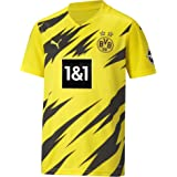PUMA Unisex Bvb Home jersey Replika 20/21 T-shirt