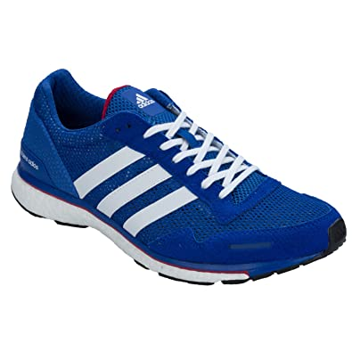 Blue adidas Mens Adizero Adios 3 Running Shoes: Amazon.co.uk: Shoes \u0026 Bags