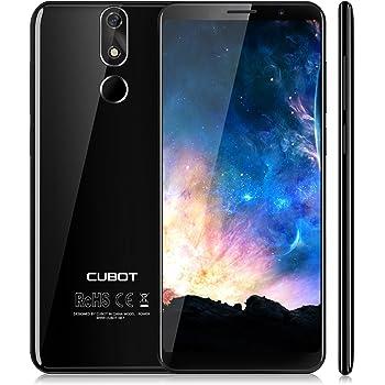 CUBOT POWER (2018)Android 8.1 Smartphone 5.99 Pollici FHD, Batteria 6000mAh, Octa Core MT6763T, 6GB RAM + 128GB ROM, Fotocmara 20 MP+ 13MP, Dual Sim, GPS, 4G Cellulare (Nero) [CUBOT OFFICIALE]
