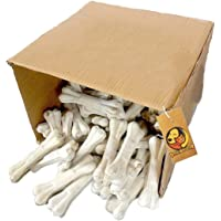 Foodie Puppies Raw Hide Pressed Dog Bones for Chewing & Munching (8inch,10kg)