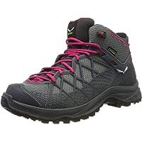 SALEWA WS Wild Hiker Mid Gore-Tex, Scarponi da Trekking e da Escursionismo Donna