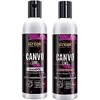 Streax Professional Canvoline Hair Care Combo (Streax Canvoline Shampoo 250 ml +Streax Canvoline Conditioner 250 ml) for…