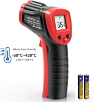 Infrarot-Thermometer, Eventek IR-Laserthermometer, berührungslose, digitale Temperaturpistole -50 ° C ~ 420 ° C (-58 ° F ~ 7