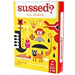 SUSSED Card Games: All Sorts