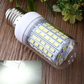 Bombilla Led Bombilla de luz 220v E27 30W Bombillas de maíz Smd Bombilla 96pcs LED Proyector