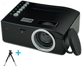 Build Excellent Mini Beamer LED Projektor LCD Beamer Portable Projektor Heimkino Theater (UC18)