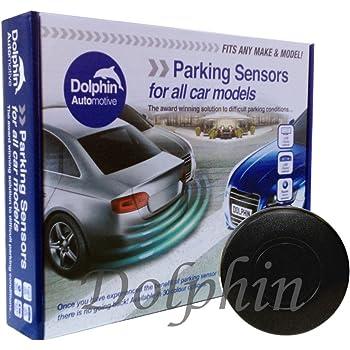 Dolphin DFM400 Reverse Parking Sensors Flush Mount OEM: Amazon co uk