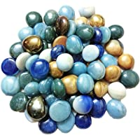 DS Glass Pebbles (Multicolour)