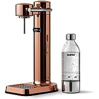 Machine à eau pétillante Aarke Carbonator 3 avec boîtier en acie finition Cuivre r inoxydable et bouteille en PET de…