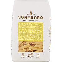 Pasta Sgambaro - Penne Rigate N. 91 - 100% grano duro italiano - 500 gr