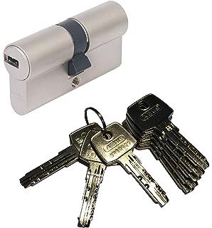 ABUS EC550 Doppelzylinder Schließzylinder 40//50mm mit 3 bis 10 Schlüssel