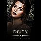 Deity: A Dark Enemies to Lovers Reverse Harem Romance (Boys Of Winter Book 4) (English Edition)