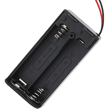 Accessories Spiratronics Enclosed Battery Box With Switch 2xAA