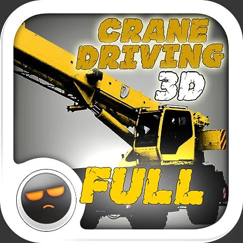 Grúa de conducción 3D COMPLETO