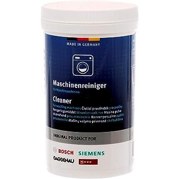 Bosch 00311925 Original Waschmaschine Reiniger Top