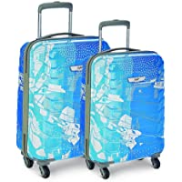 Skybags Trooper Polycarbonate Hardsided Luggage Set of 2 Small & Medium