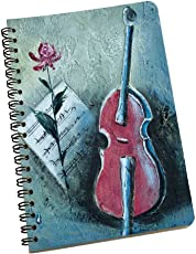 meSleep Guitar Soft Cover Notepad