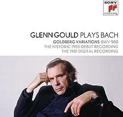 Glenn Gould Collection Vol.1 - Glenn Gould plays Bach: Goldberg-Variationen BWV 988