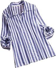 VEMOW Herbst Frühling Sommer Elegante Damen Frauen Stehkragen Langarm Casual Täglichen Party Strand Urlaub Lose Tunika Tops T-Shirt Bluse