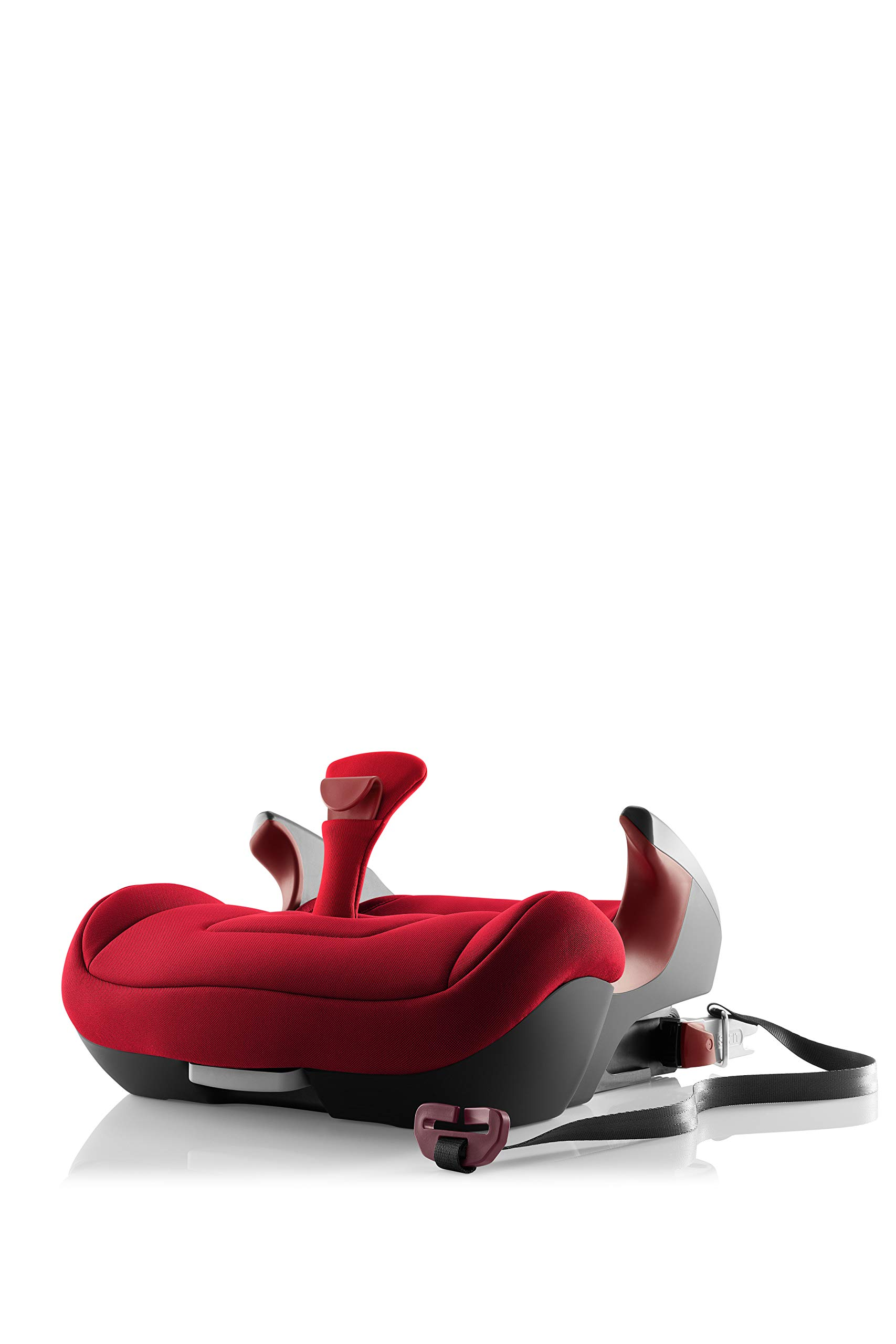 Britax Römer KIDFIX² S Group 2-3 (15-36kg) Car Seat - Fire Red Britax Römer Advanced side impact protection - sict offers superior protection to your child in the event of a side collision. reducing impact forces by minimising the distance between the car and the car seat. Secure guard - helps to protect your child's delicate abdominal area by adding an extra - a 4th - contact point to the 3-point seat belt. High back booster - protects your child in 3 ways: provides head to hip protection; belt guides provide correct positioning of the seat belt and the padded headrest provides safety and comfort. 5