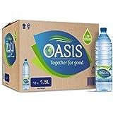 Oasis Still Water 1.5L Carton of 12