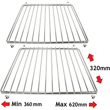 Cata Cooke Lewis Wire Oven Shelf Rack 427 X 330 Mm
