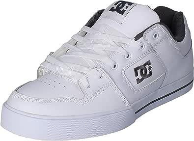 DC Shoes Pure-Shoes for Men, Scarpe da Skateboard Uomo