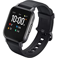 AUKEY Smartwatch, 1,4'' Full Touch 320p Schermo Orologio Fitness Activity Tracker, Impermeabil IP68…