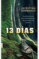 13 días (Detective Madison nº 1) (Spanish Edition) Kindle Edition