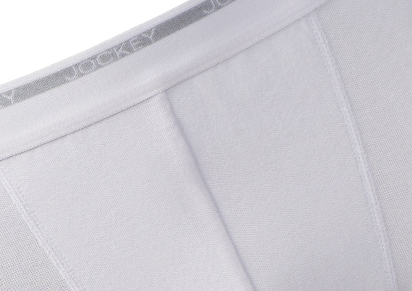 Jockey 2 Pack Short Trunk Boxer Shorts 6XL White