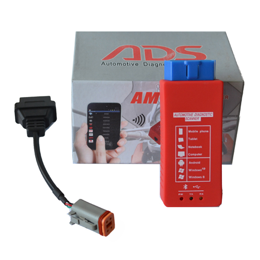AM-HARLEY Motorcycle Diagnostic Upgrade Software (Android)