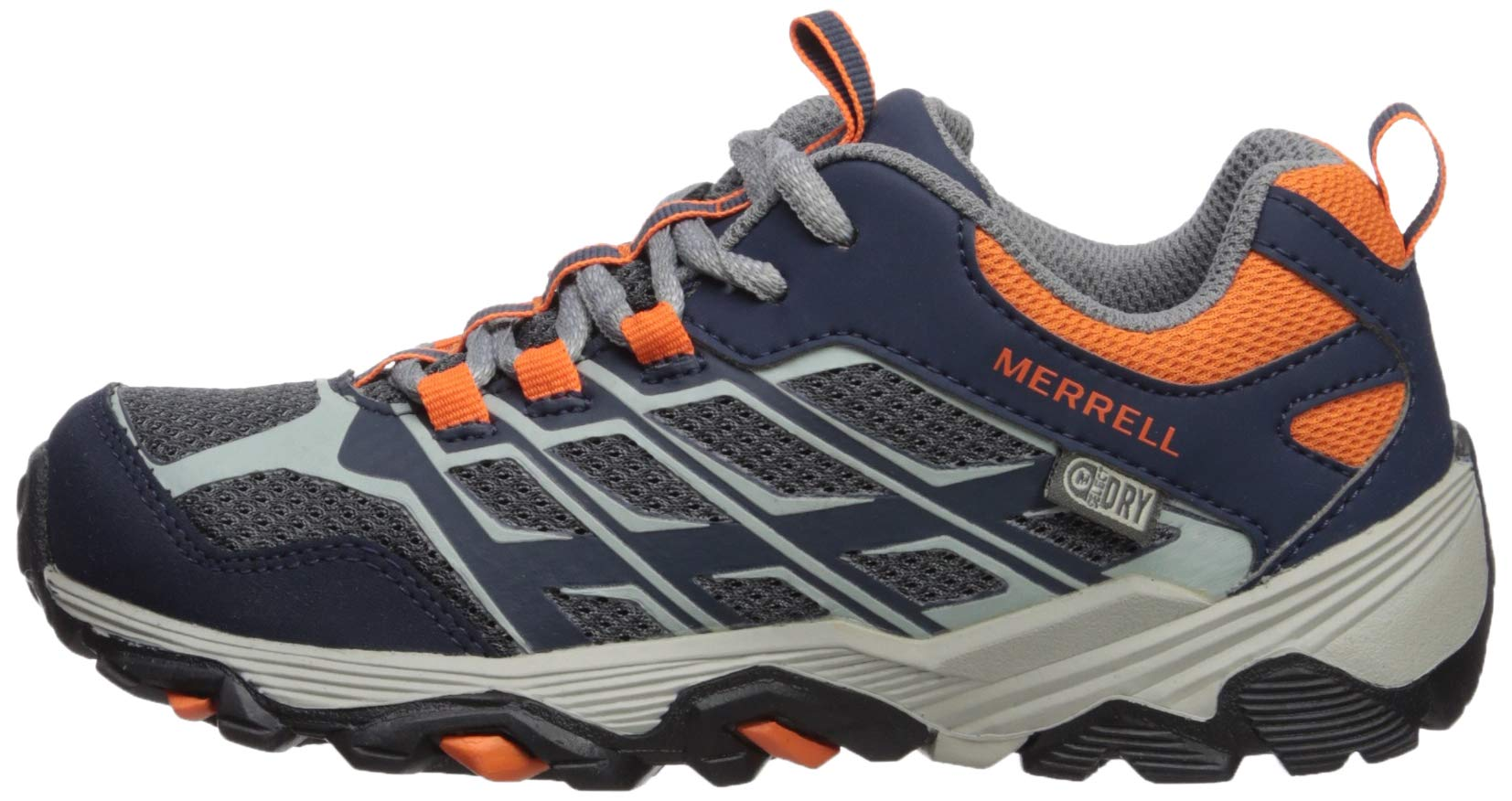 Merrell Unisex Kids' M-moab Fst Low Waterproof Rise Hiking Boots 5