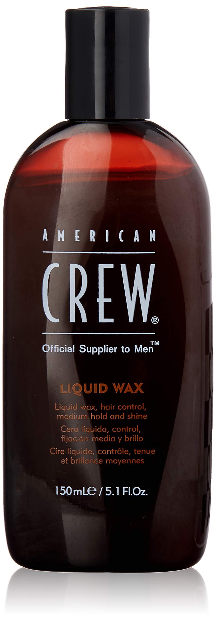 American Crew Cera Liquida (Fijación Media y Brillo Medio) 150 ml