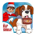 Elf Pets Pup - The Elf on the Shelf® — Santa's Spirit Run and Virtual Pet with Christmas Care Badges for Kids produced by CCA and B LLC, Elf on The Shelf - quick delivery from UK.