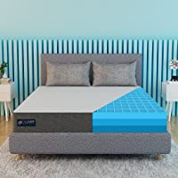 The Sleep Company SmartGRID Luxe 8 inch Mattress, Double Bed (72x48x8 inch)