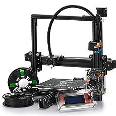 REES52 Tevo -Tarantula I3 Aluminium Extrusion 3D Printer Kit Printer 3D Printing 2 Rolls Filament 512MB  SD Card LCD As Gift