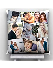 9 Photos Personalized Cushion