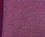 Abstrakt Druck Dekorative 42 Zoll breit rosa Baumwollgewebe