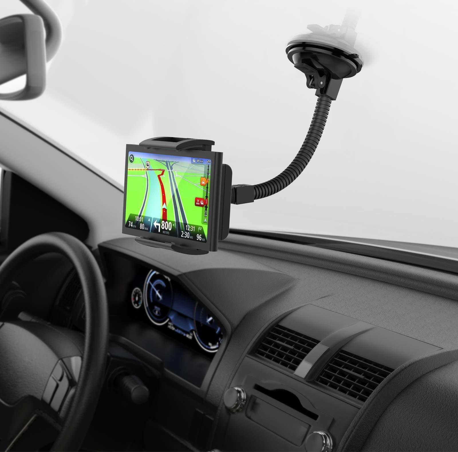 MONTOLA-Capto-X3-KFZ-Universal-Halter-PKW-Halterung-Schwanenhals-Navi-GPS