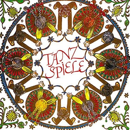Kindertänze Tanzspiele Bewegungsmusiken: Fidula-CD mit 14 Tänzen (instrumental)