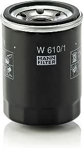 Original Mann Filter Ölfilter W 610 1 Für Pkw Und Nutzfahrzeuge Auto