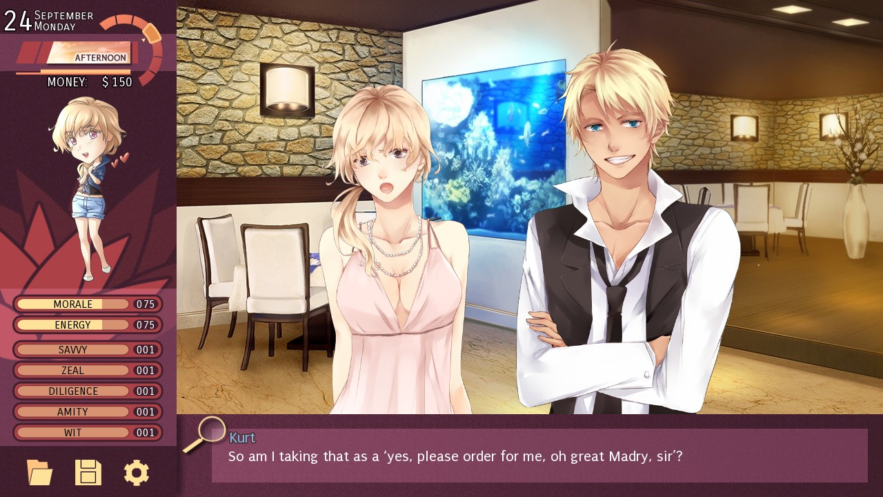 Gratis anime dating spill for Android
